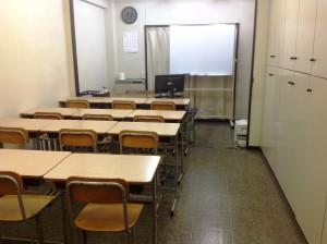 教室全景(後ろから)